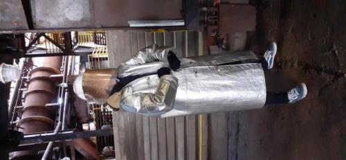 protipožární oblek
